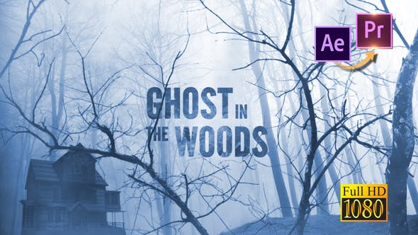 Thumbnail for Ghost in the Woods - Horror Trailer Premiere PRO
