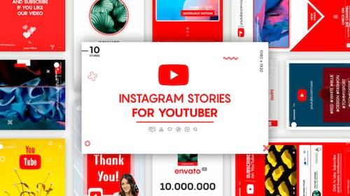 Instagram Stories for YouTuber