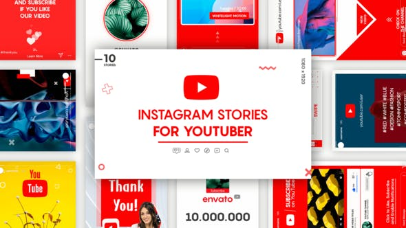 Thumbnail for Instagram Stories for YouTuber