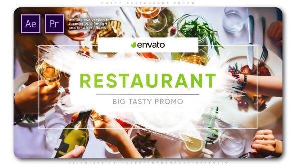 Thumbnail for Promo restaurant savoureux
