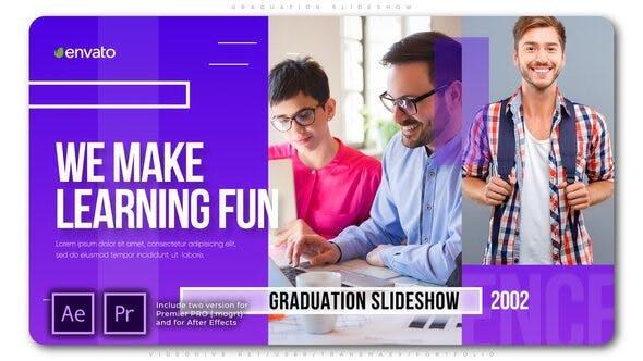 Thumbnail for Presentación de diapositivas de graduación