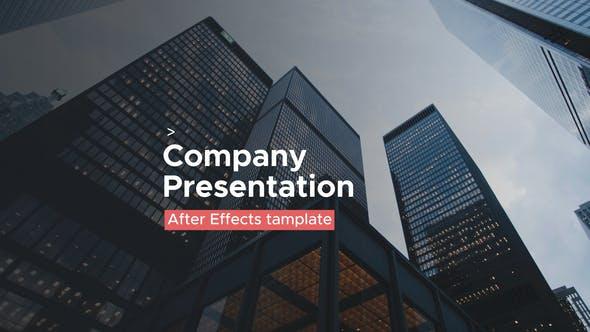 Thumbnail for Presentación simple - Presentación mínima