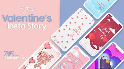Valentine's Insta Story