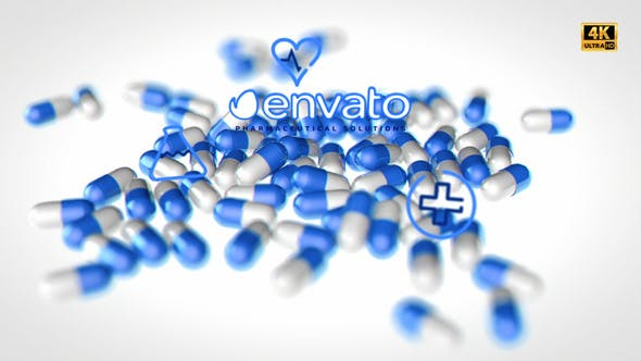 Cover Image for Medical Pills Background Projection