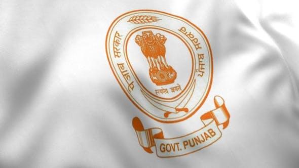 Punjab Flag (India)