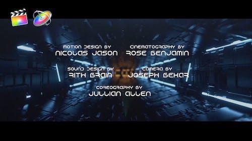Scifi Credits