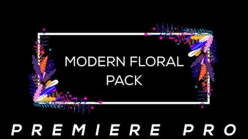 Modern Flower Pack