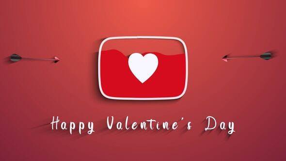 Thumbnail for Valentine's Day (Youtube Logo)