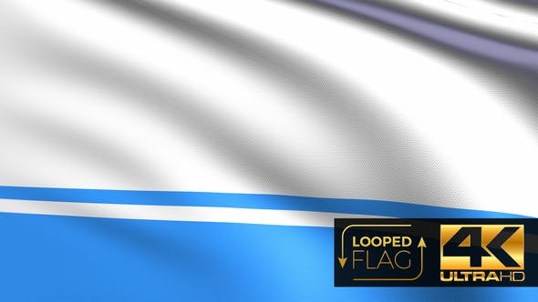Thumbnail for Altai Republic Flag 4K