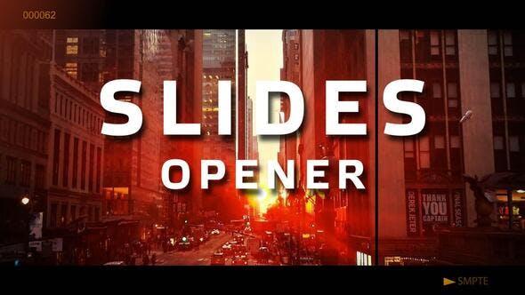 Thumbnail for Slides Opener