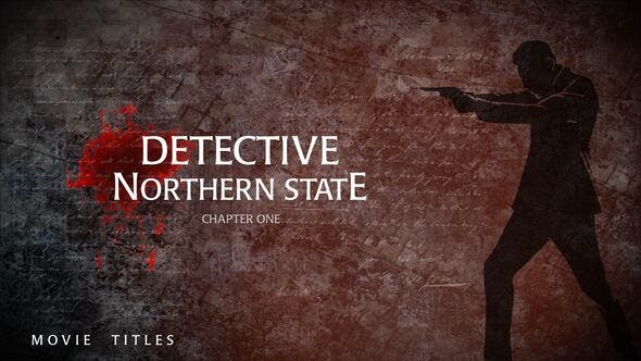 Cover Image for Detective - Movie Titles