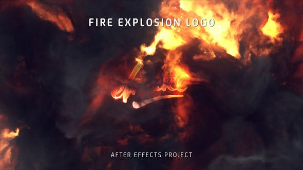 Thumbnail for Fire Explosion Logo