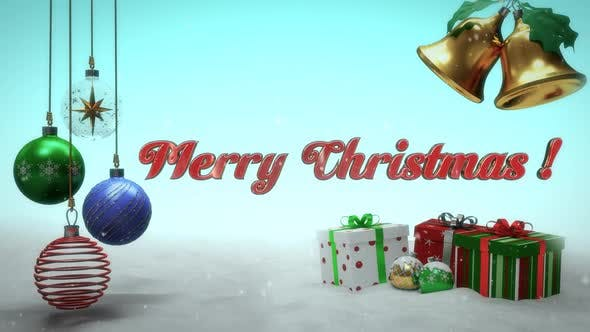 Thumbnail for Merry Christmas Greetings