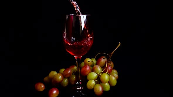 Thumbnail for Pouring Wine into a Glass 10