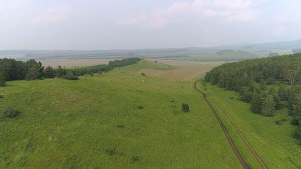 Thumbnail for Summer Landscape In Khakassia