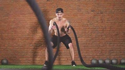 Bodybuilder Practice Effective Way To Burn Calories