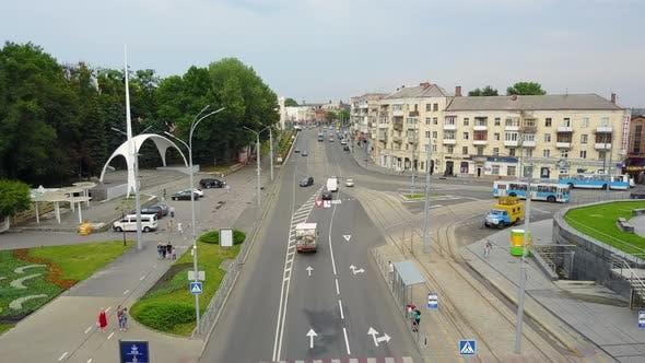 Thumbnail for Traffic Jam And Urban Transport