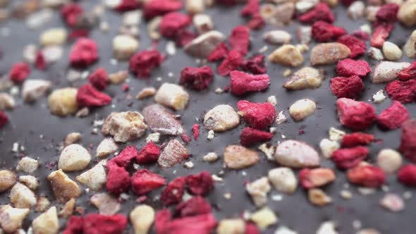 Thumbnail for Chocolate With Raspberries And Nuts