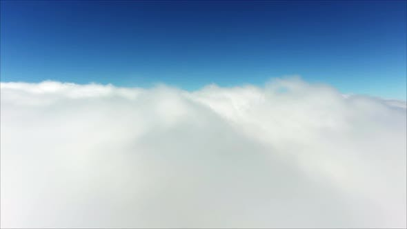 Thumbnail for Flying Through the Clouds