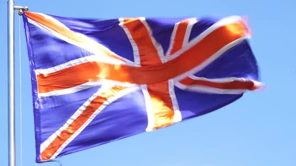 Thumbnail for UK United Kingdom Flag