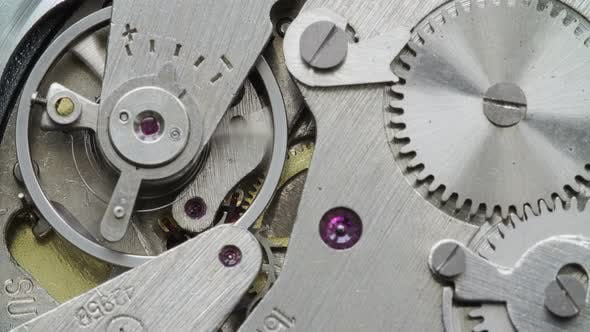 Thumbnail for Mechanism One Button Stopwatch 1