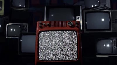 Exploding Television.
