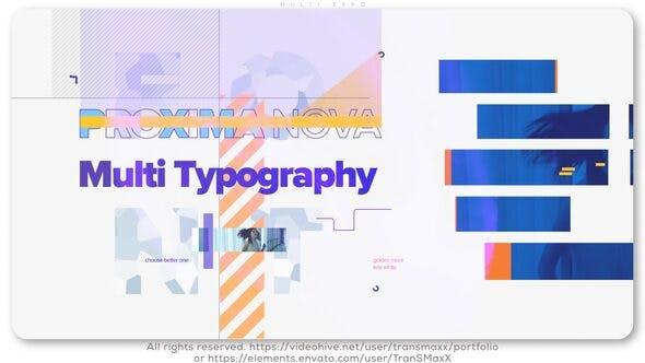 Thumbnail for Multi Typo