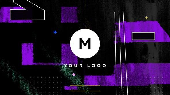 Thumbnail for Grunge Distortion Logo