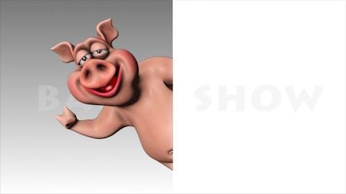 Comic Pig - Ads Show