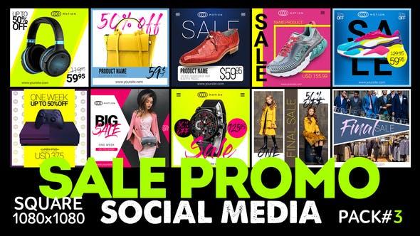 Thumbnail for Social Media - SALE Promo