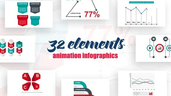 Infographics vol.15 - product preview 0