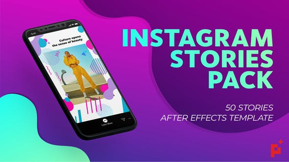 Thumbnail for 100 Instagram Stories | For Final Cut & Apple Motion