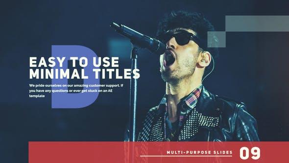Cover Image for Minimal Slideshow | Presentation