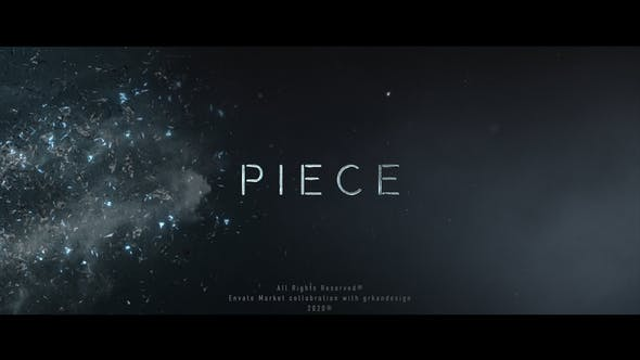 Thumbnail for Piece | Trailer Titles