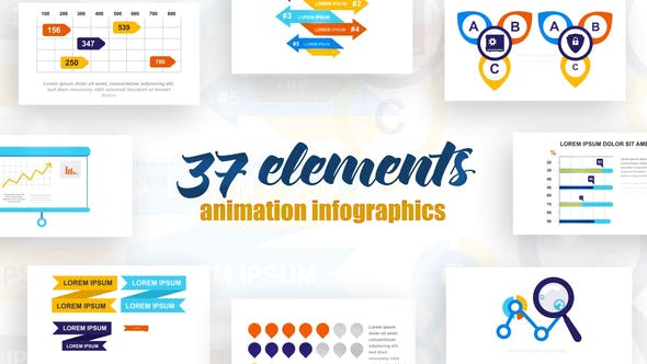 Thumbnail for Infographies Vol.19