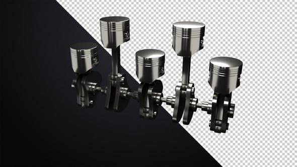 Thumbnail for Engine Pistons V2