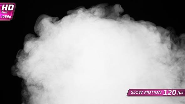 Thumbnail for White Smoky Transition Between Frames Var.2
