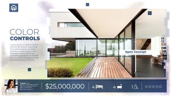 Real Estate Listing Slideshow