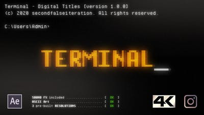 Terminal - Digital Titles
