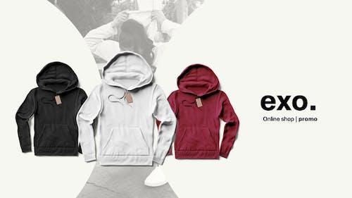 Exo shop | Online promo