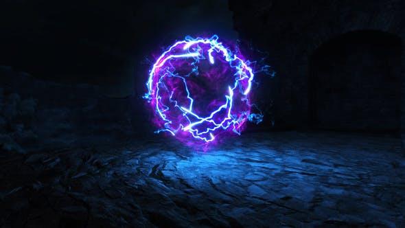 Magic Particles Logo