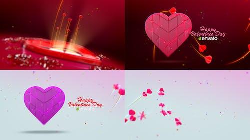 Valentine Title Opener