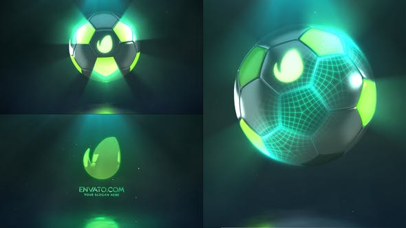Thumbnail for Salut-Tech Soccer | Logo Reveal