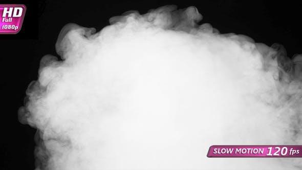 Thumbnail for White Smoky Transition Between Frames Var.5