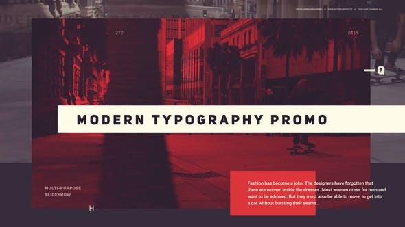 Thumbnail for Modern Promo | Slideshow