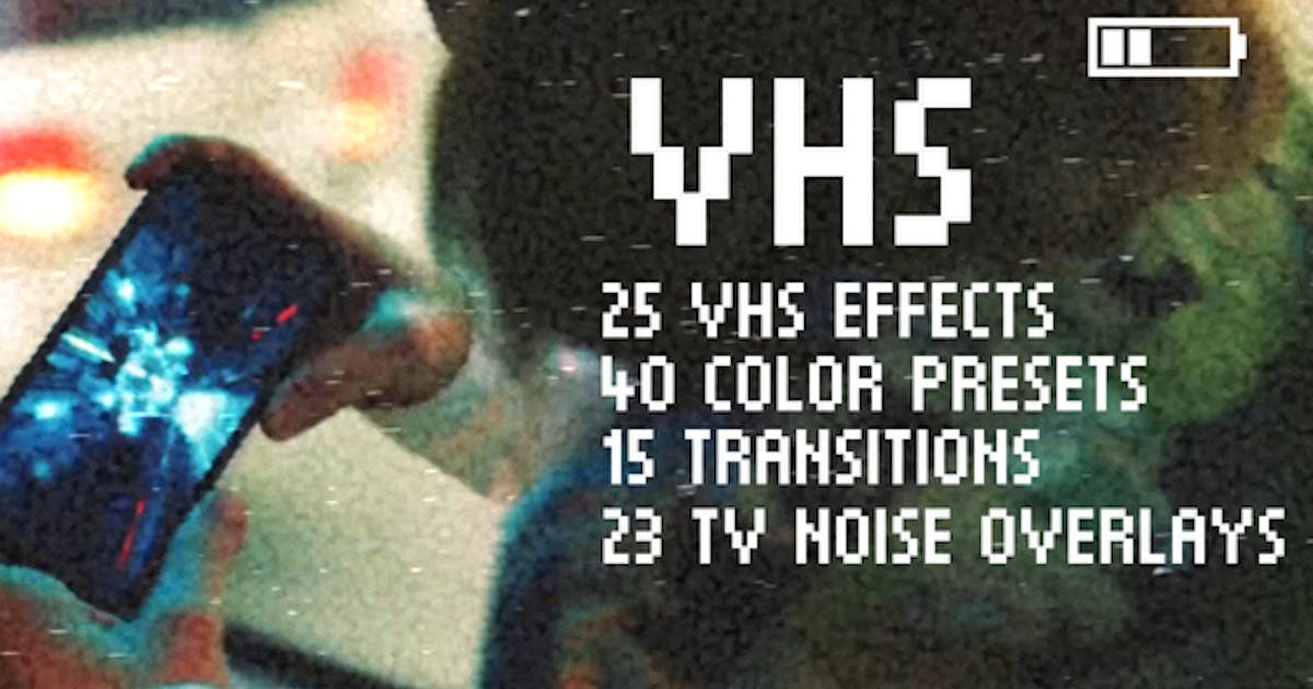 VHS Effects