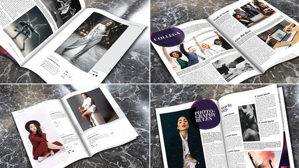 Thumbnail for Elegant Universal Promo Magazine