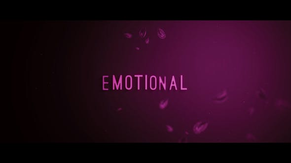 Thumbnail for Silence - Emotional Intro