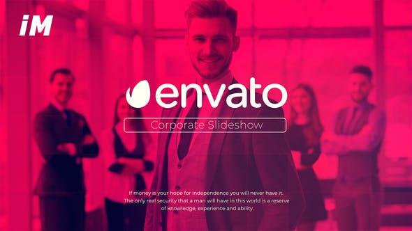 Thumbnail for Business Promo Slideshow