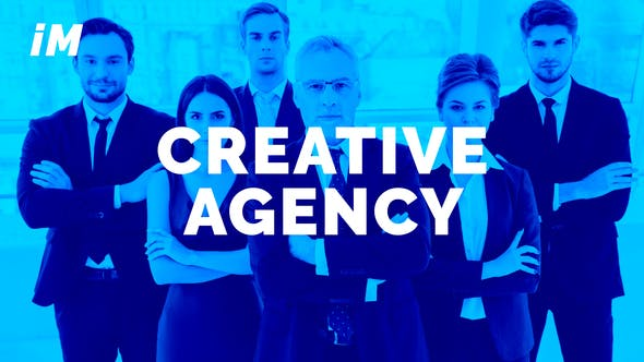 Thumbnail for Creative Agency Slideshow